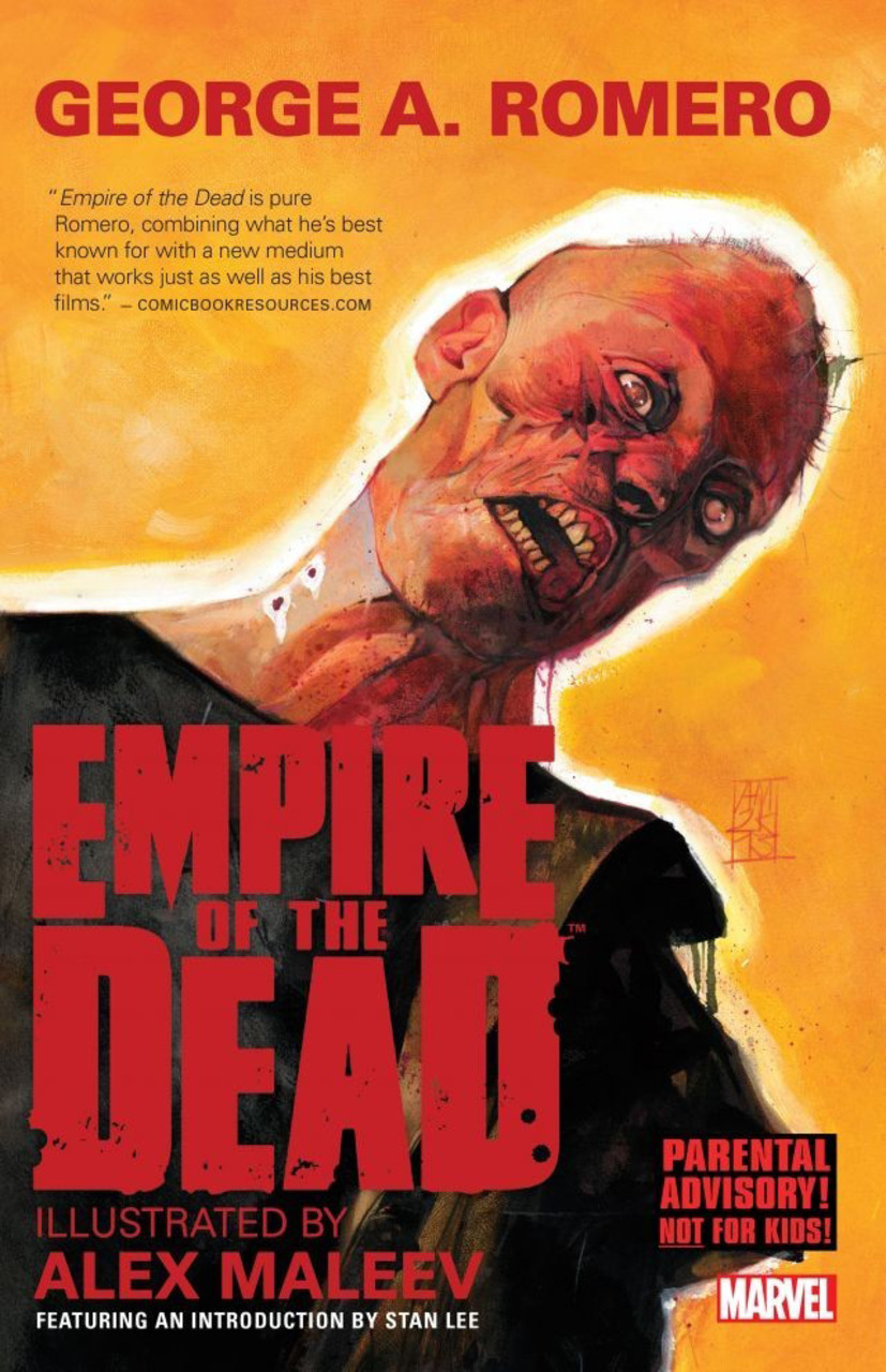 Empire of the Dead issue 1 cover
