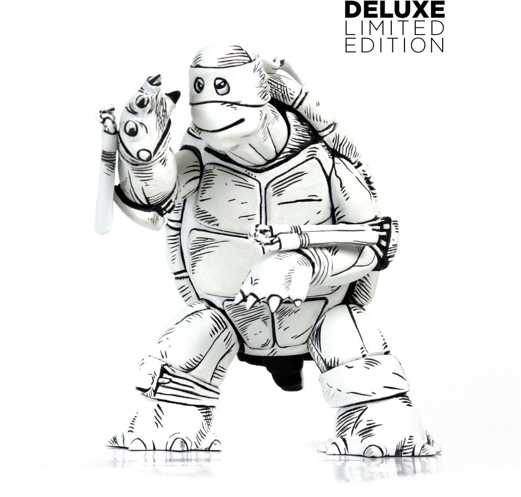 Mondo The First Ninja Turtle Blank Special Edition