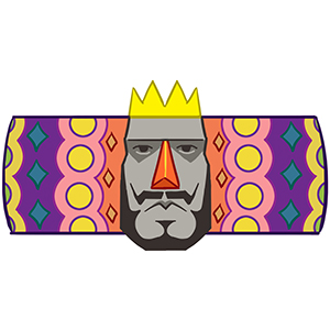 pillow_king_of_all_cosmos_2D_design