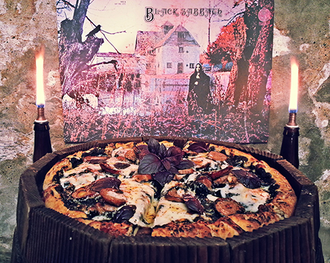 sabbath pizza