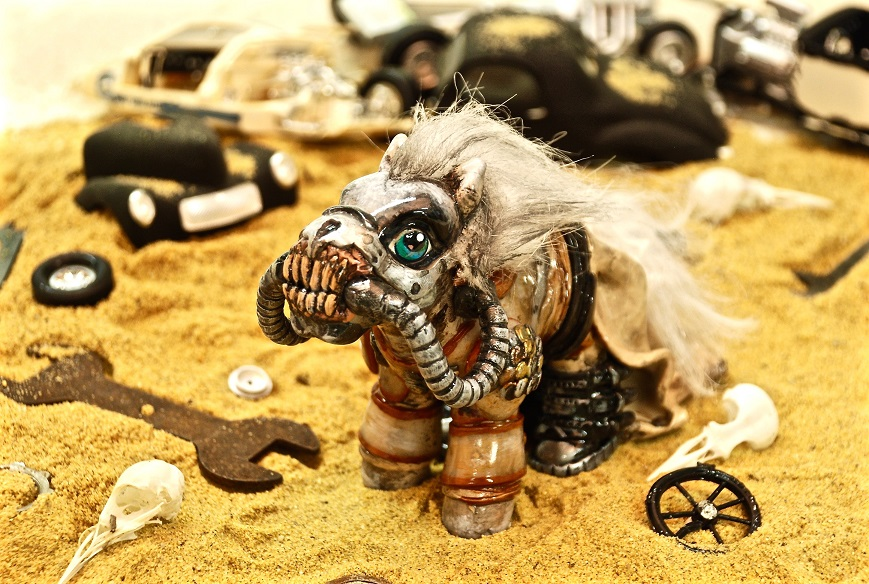 Mad Max My Little Pony 2