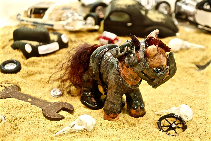 Mad Max My Little Pony 6