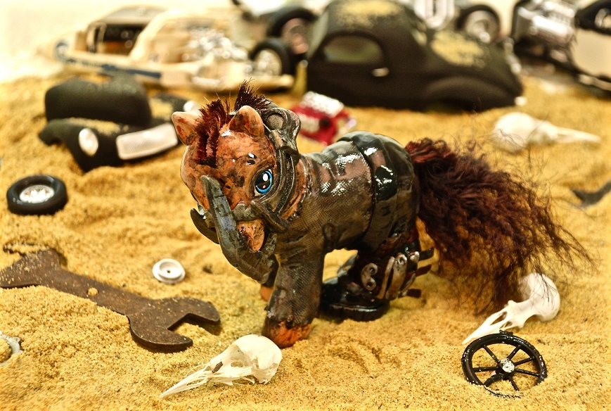 Mad Max My Little Pony 7
