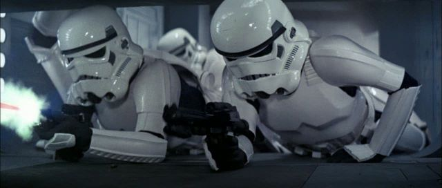 Stormtroopers - A New Hope