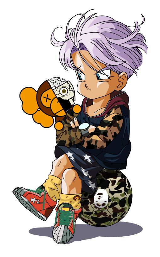 Dragon Ball Z Cartoon Characters : Here s a gallery of anime characters wearing high end